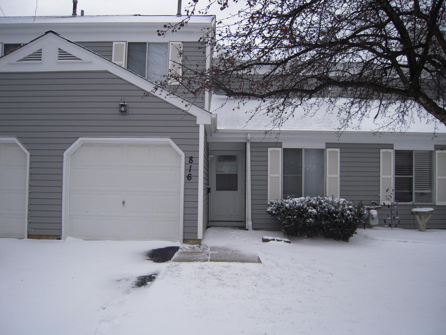 816 Minnesota Circle #816, Carol Stream, IL 60188 - #: 10608278