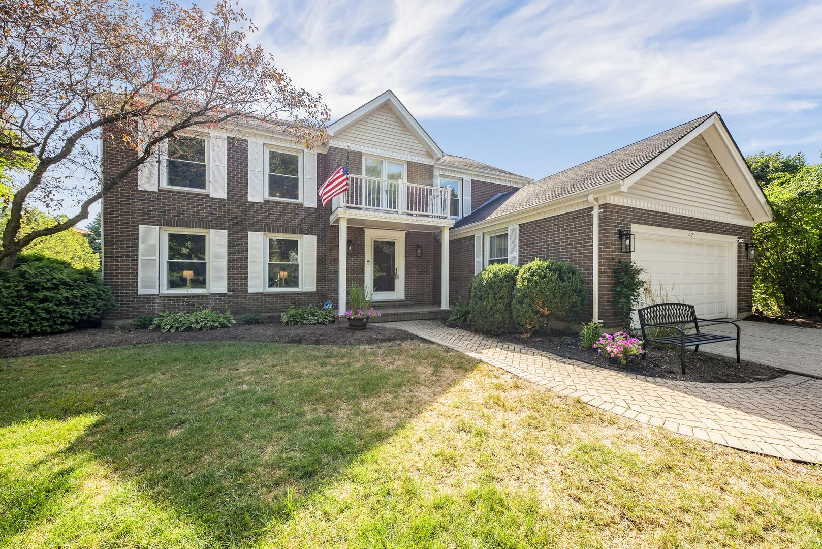 1512 Maple Knoll Court, Naperville, IL 60563 - #: 10840279