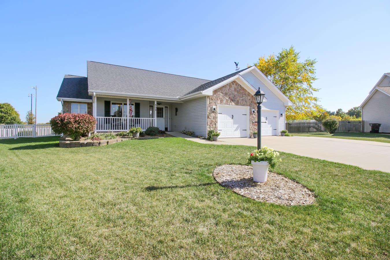 502 S Glover Court, Saint Joseph, IL 61873 - #: 10889279