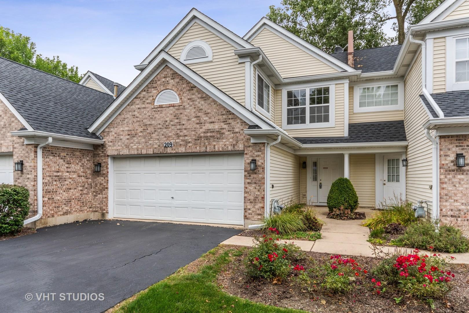 209 Ainsley Drive, West Chicago, IL 60185 - #: 10514280