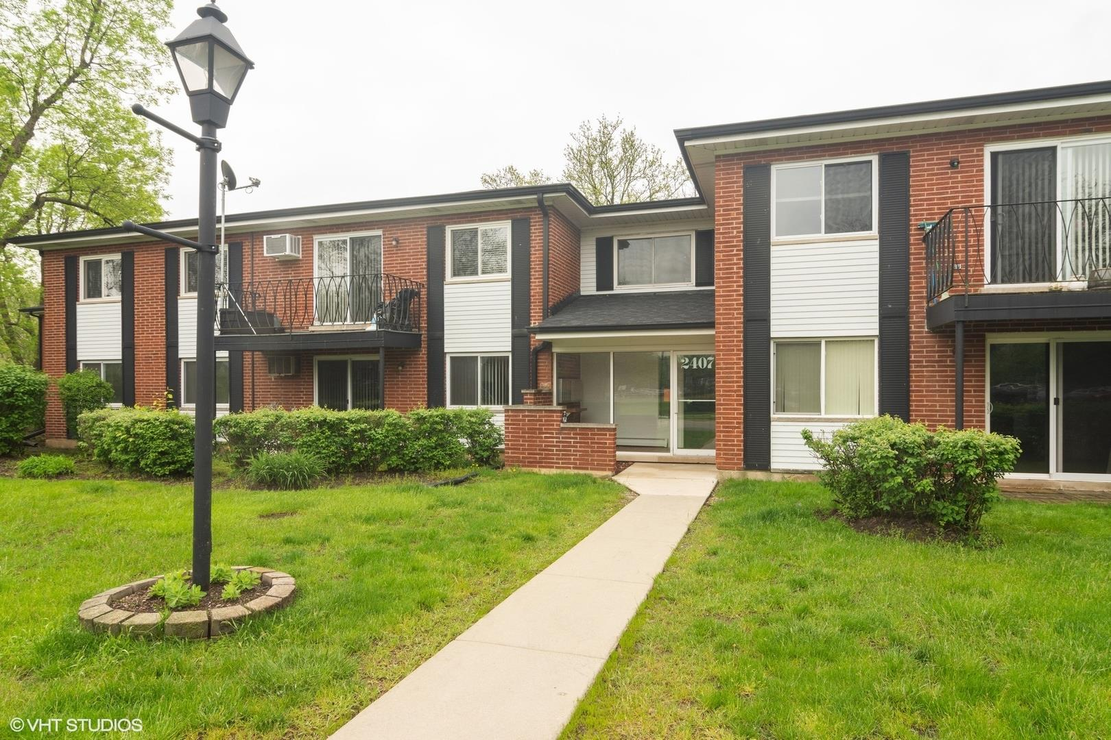 2407 E Brandenberry Court #1L, Arlington Heights, IL 60004 - #: 10725280