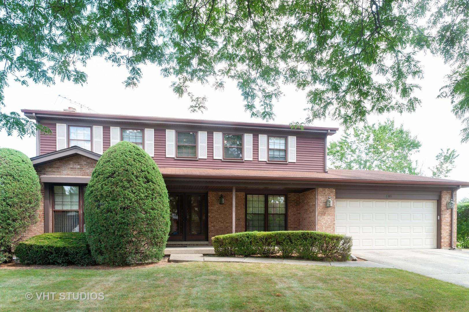 805 Sutton Drive, Northbrook, IL 60062 - #: 10838280