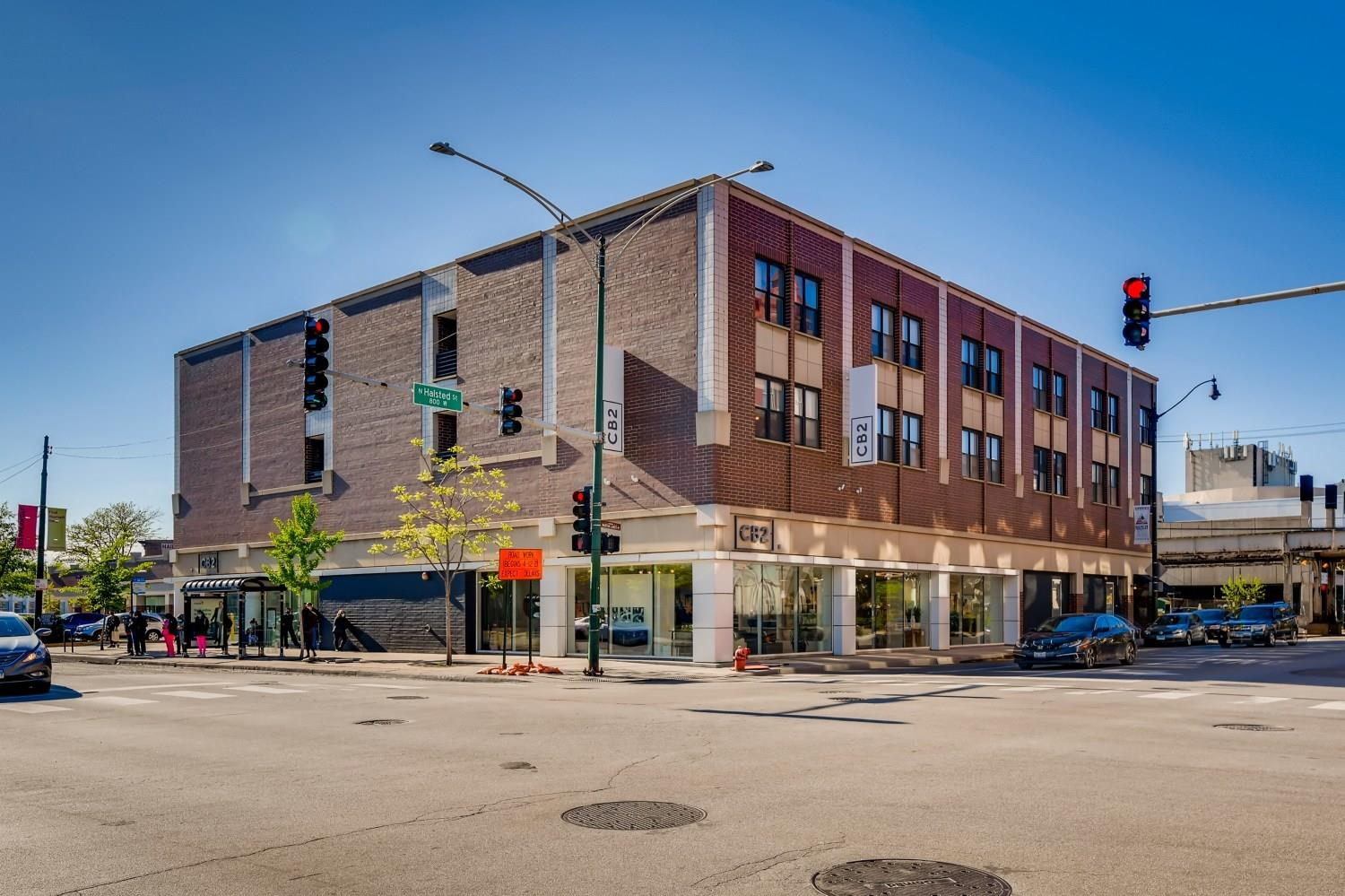 1600 N Halsted Street #2F, Chicago, IL 60614 - #: 11131280