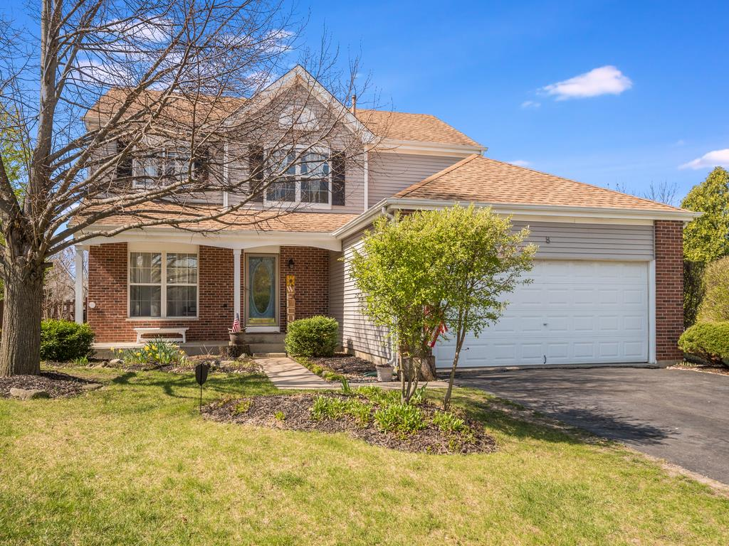 8 Tenneyson Court, Lake in the Hills, IL 60156 - #: 11060281