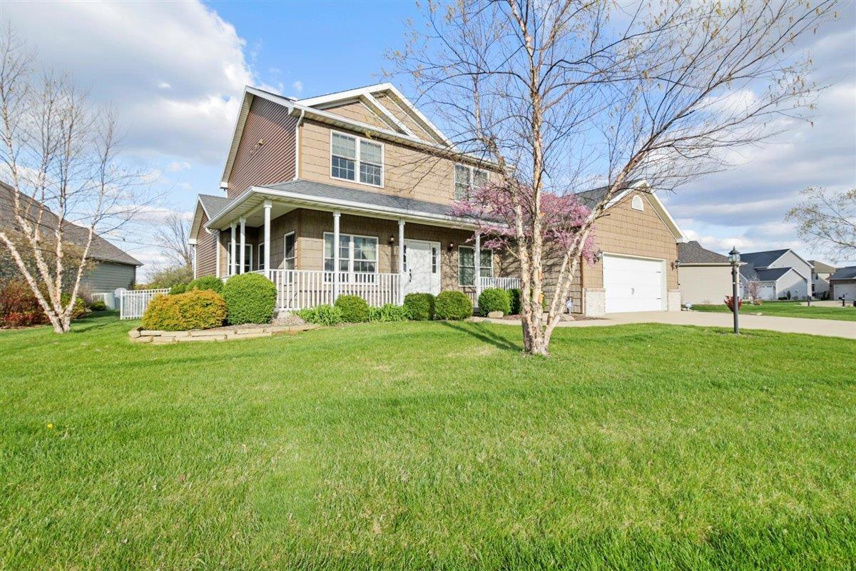 1618 English Oak Drive, Champaign, IL 61822 - #: 11057282
