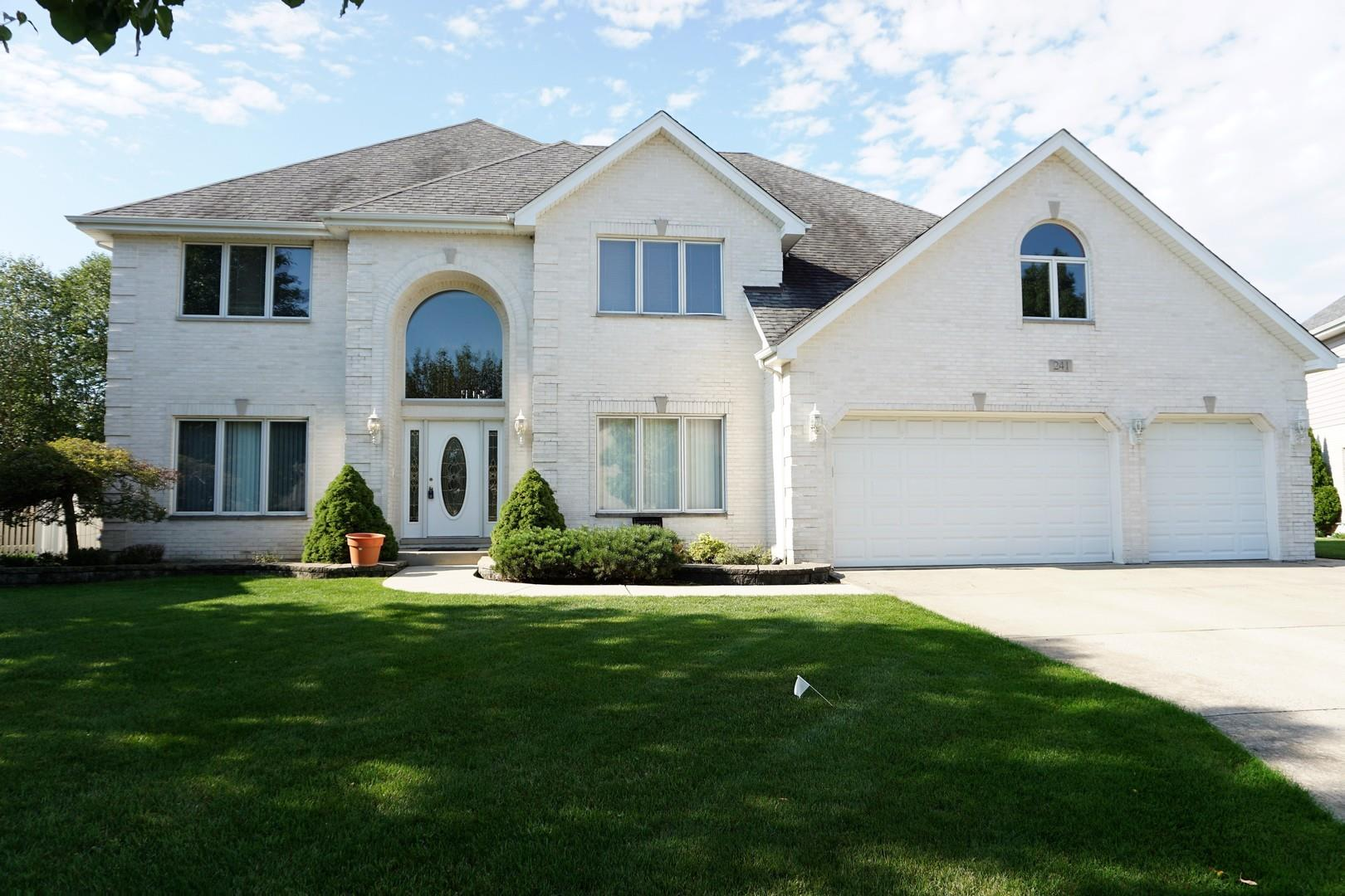 241 Mcwalter Drive, Roselle, IL 60172 - #: 10510286