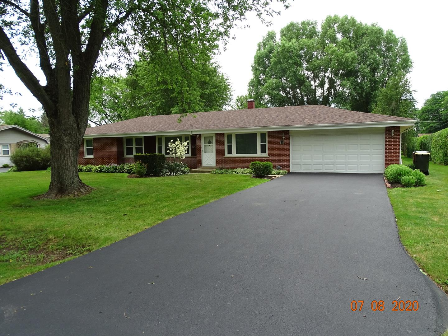 805 Rose Avenue, Prospect Heights, IL 60070 - #: 10785287