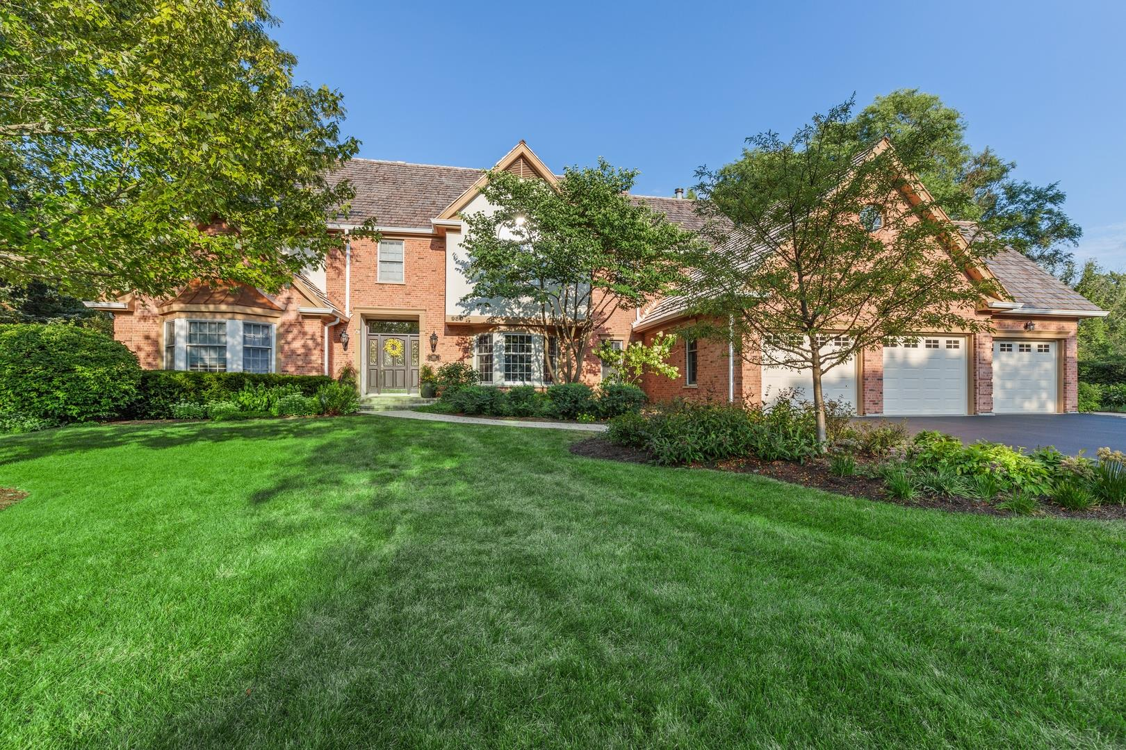 989 Lakewood Drive, Lake Forest, IL 60045 - #: 10975287