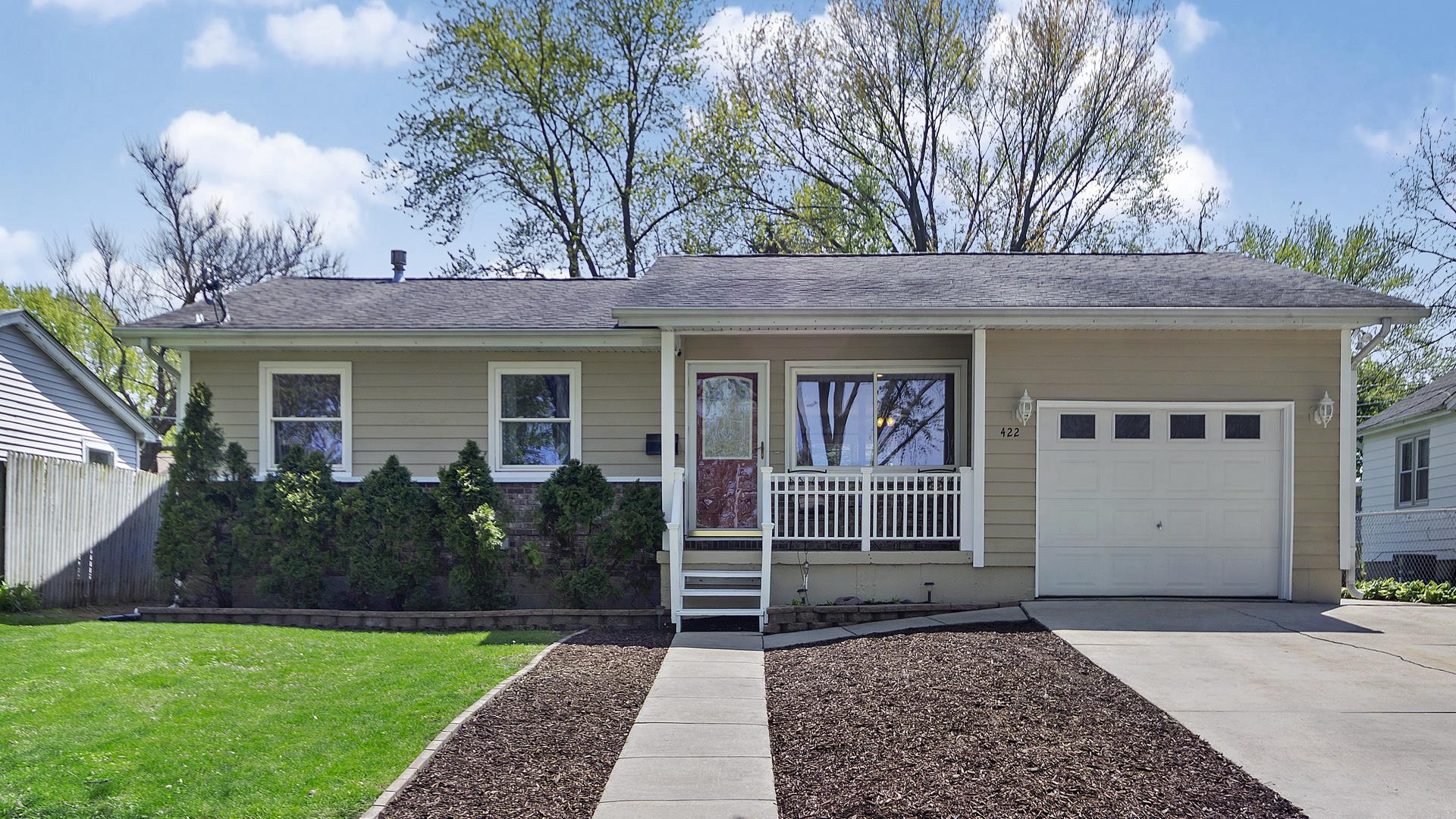 422 E Stimmel Street, West Chicago, IL 60185 - #: 10716288