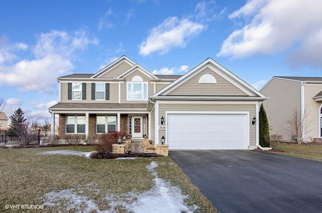 3518 Crestwood Lane, Carpentersville, IL 60110 - #: 11000288