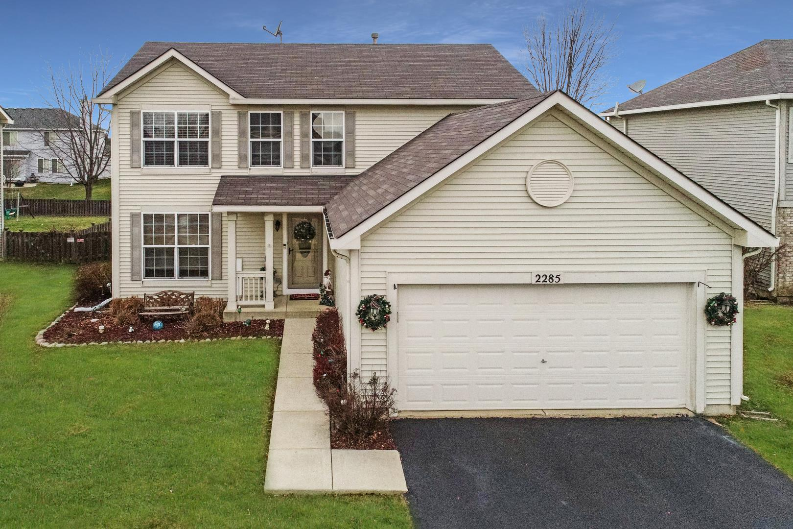 2285 Stacy Circle, Montgomery, IL 60538 - #: 10958289