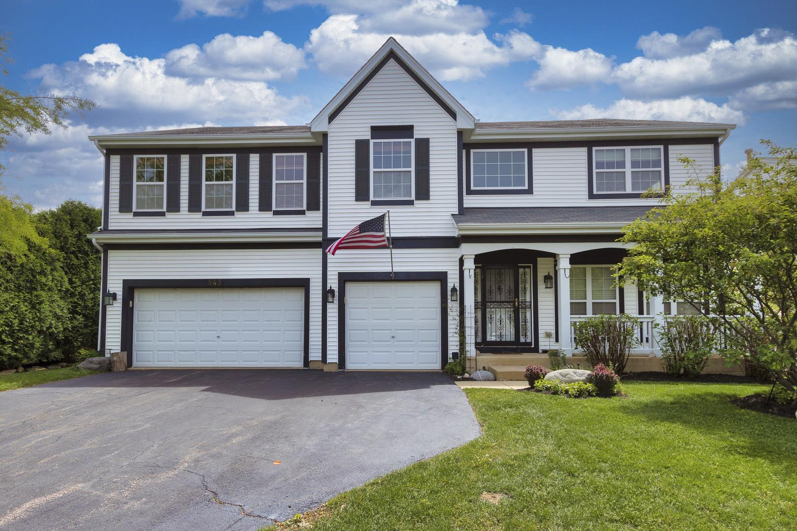 845 Wester Boulevard, Pingree Grove, IL 60140 - #: 11121290