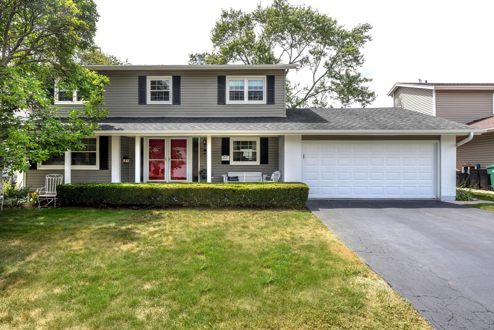 342 Dorchester Lane, Elk Grove Village, IL 60007 - #: 10809291