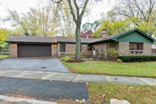 21412 Butterfield Parkway, Matteson, IL 60443 - #: 10838291