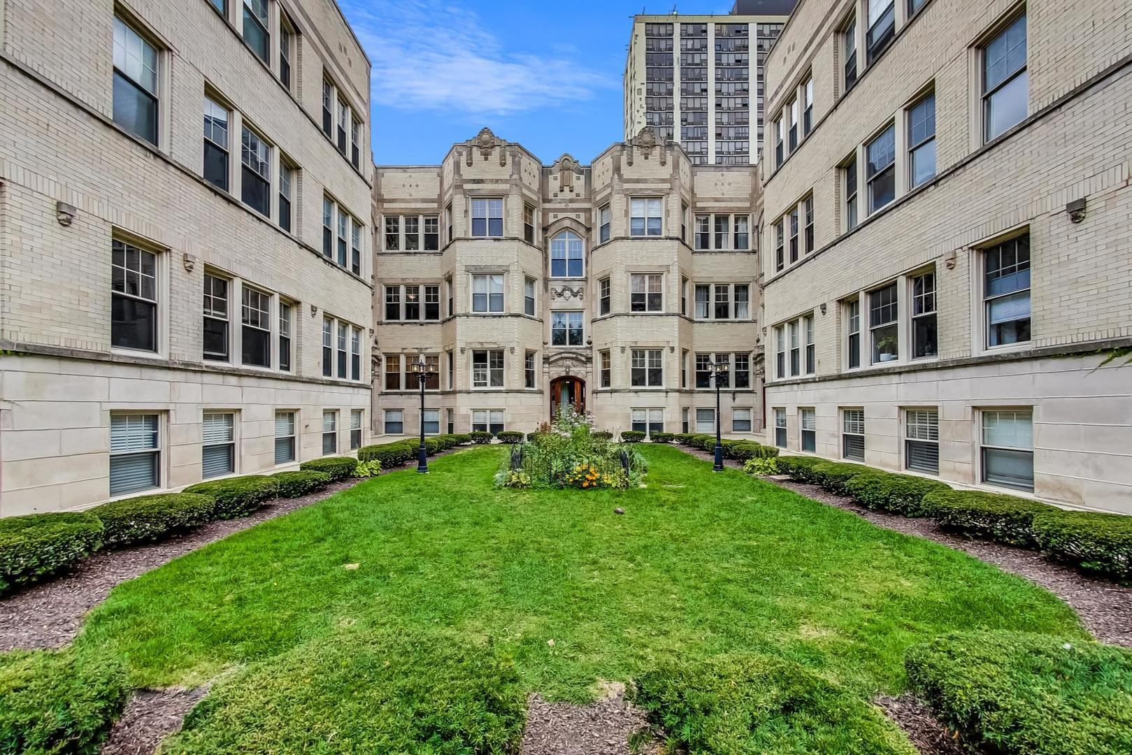 820 W SUNNYSIDE Avenue #3B, Chicago, IL 60640 - #: 10887291
