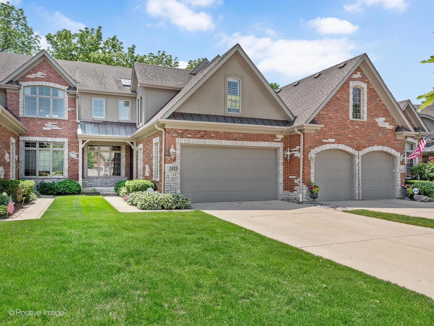 2411 Durand Drive, Downers Grove, IL 60516 - #: 11140291