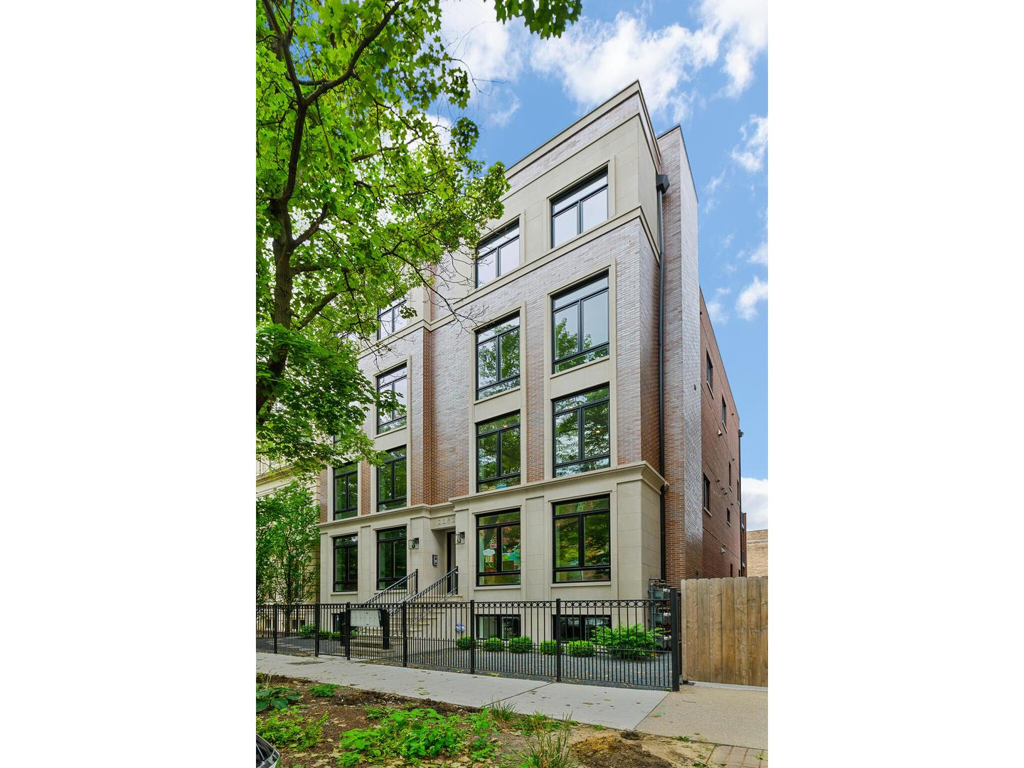 2252 N Orchard Street #1N, Chicago, IL 60614 - #: 10936292