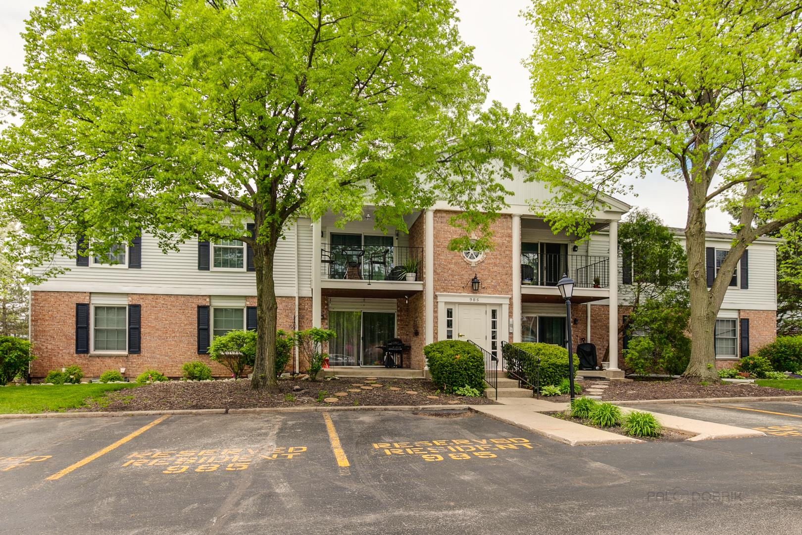 985 Golf Course Road #7, Crystal Lake, IL 60014 - #: 10727293