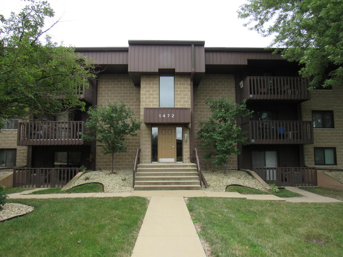 1472 N Rock Run Drive #2A, Crest Hill, IL 60403 - #: 10855293