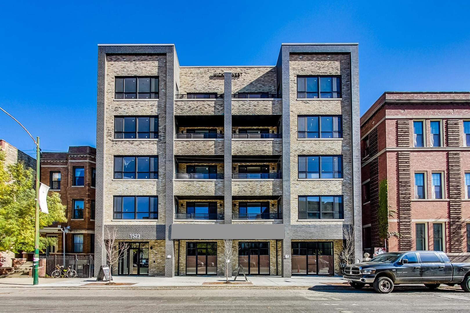 1523 N Western Avenue #3C, Chicago, IL 60622 - #: 10945294