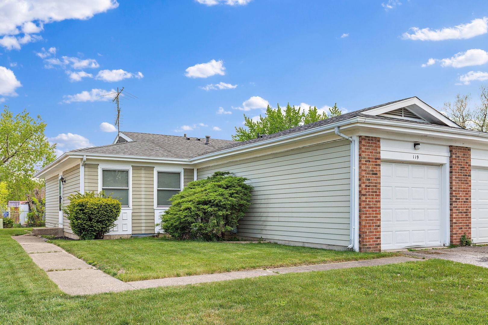 119 Golden Drive, Glendale Heights, IL 60139 - #: 11089294