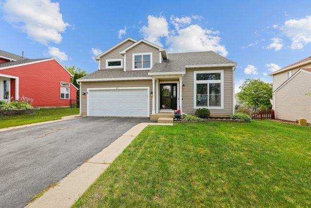 185 Cool Stone Bend, Lake in the Hills, IL 60156 - #: 11161294