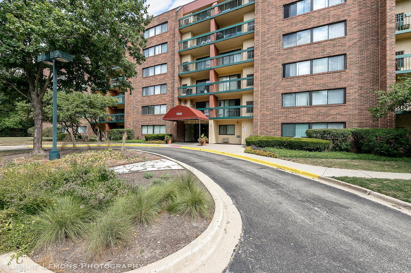 1840 Huntington Boulevard #307, Hoffman Estates, IL 60195 - #: 10839295
