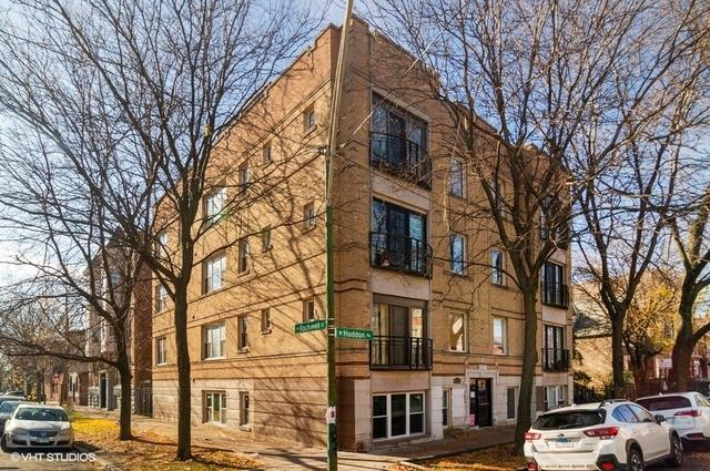 2603 W Haddon Avenue #3W, Chicago, IL 60622 - #: 10934295