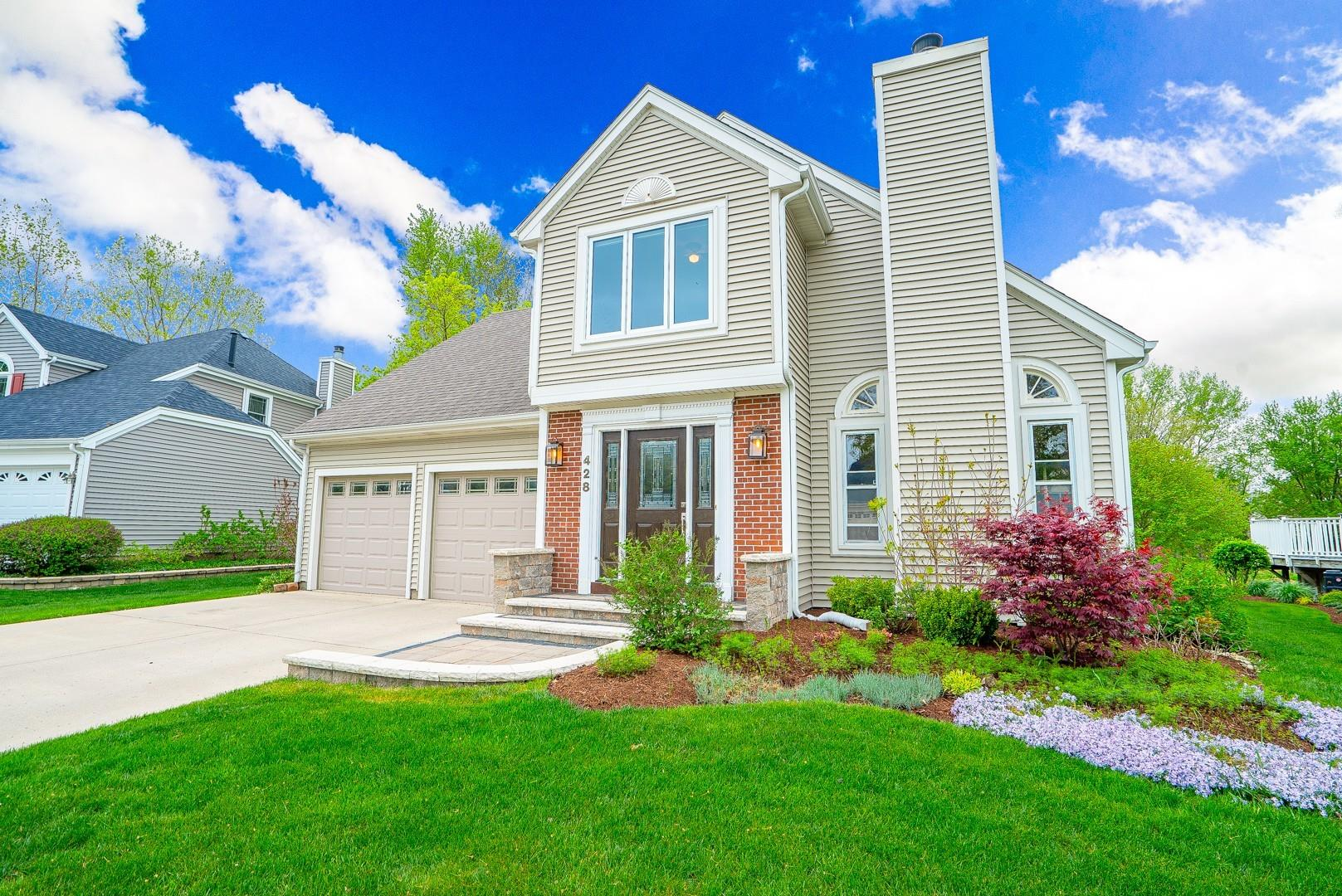 428 New York Lane, Elk Grove Village, IL 60007 - #: 11086295