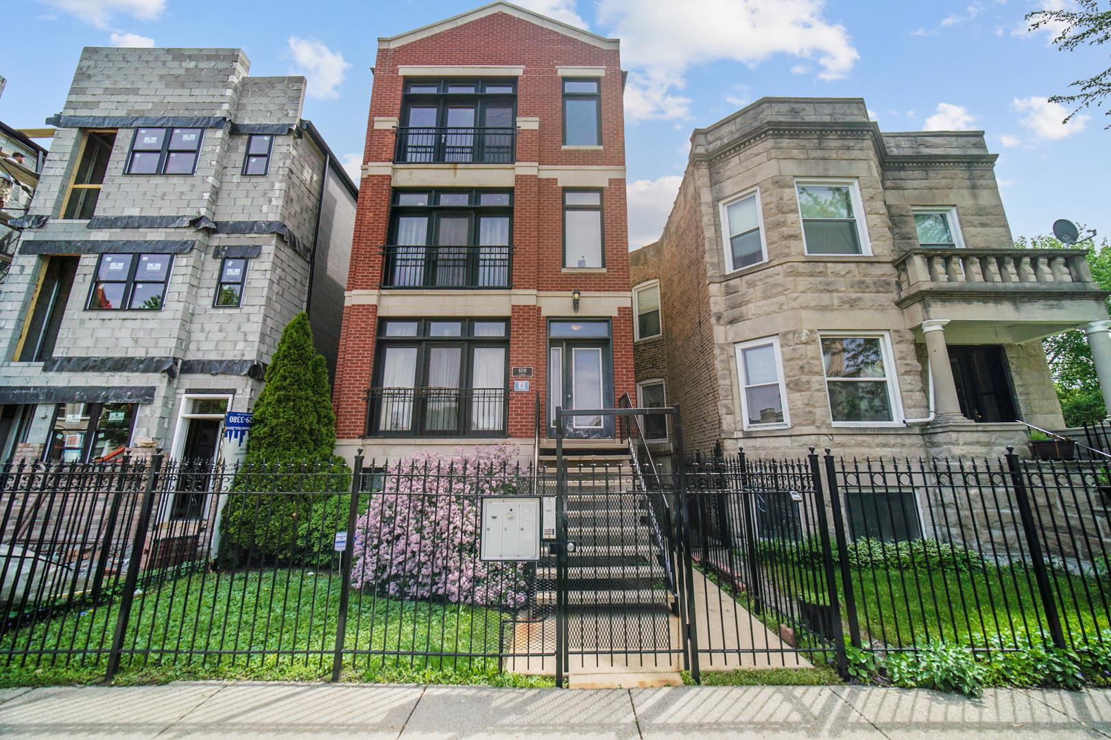 6339 S Ellis Avenue #3, Chicago, IL 60637 - #: 10953296