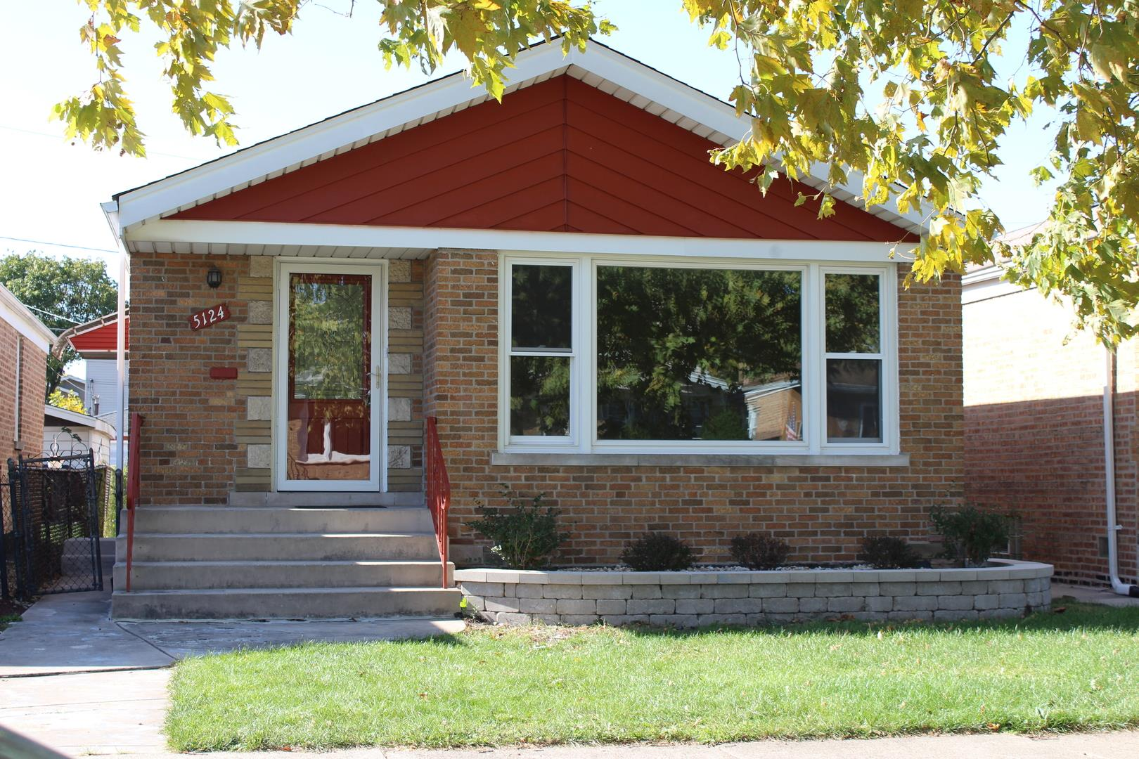 5124 S RUTHERFORD Avenue, Chicago, IL 60638 - #: 10892298