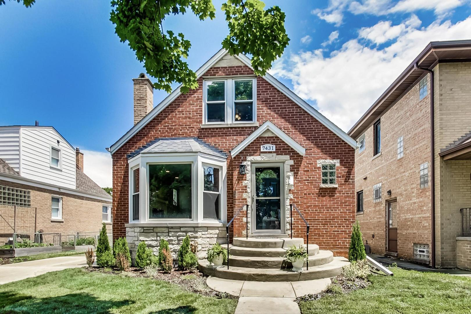 7431 N Oleander Avenue, Chicago, IL 60631 - #: 10757301