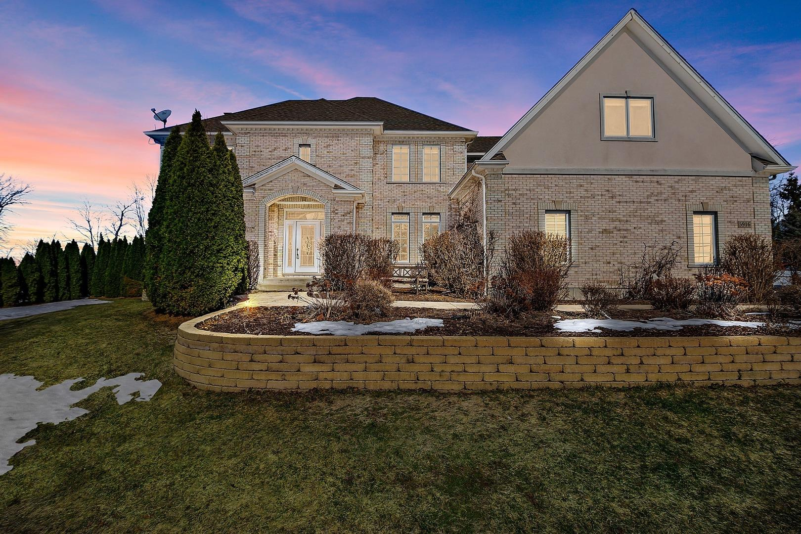 5916 Whiting Drive, McHenry, IL 60050 - #: 11001301