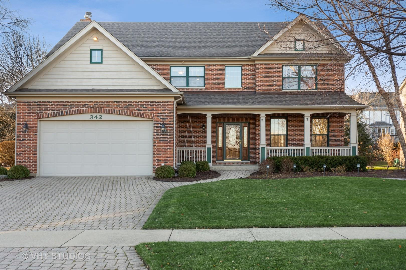 342 S CLYDE Court, Palatine, IL 60067 - #: 10815303