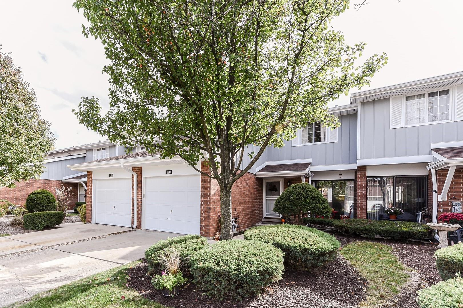 1246 Borough Court, Wheaton, IL 60189 - #: 10908304