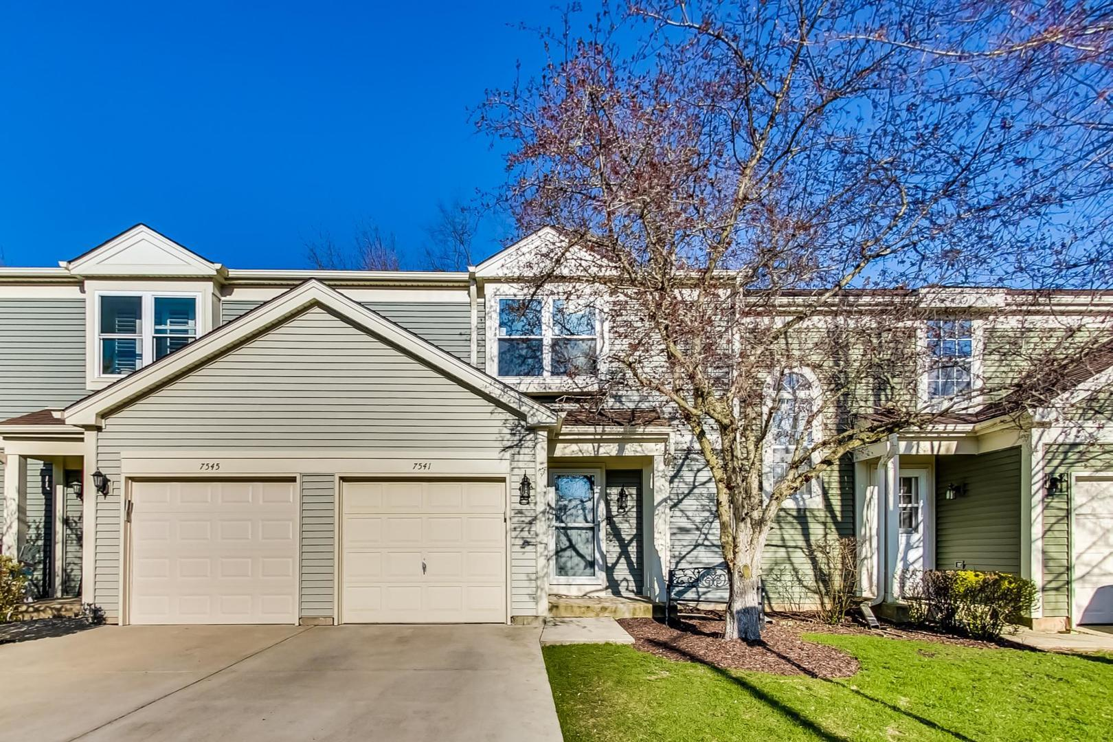 7541 Wedgewood Drive, Hanover Park, IL 60133 - #: 10698306