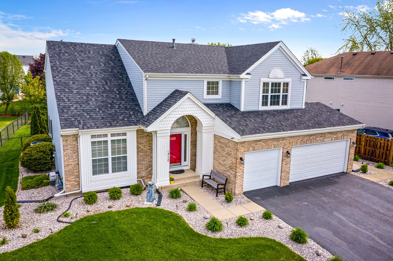 310 S Annandale Drive, Lake in the Hills, IL 60156 - #: 10724306
