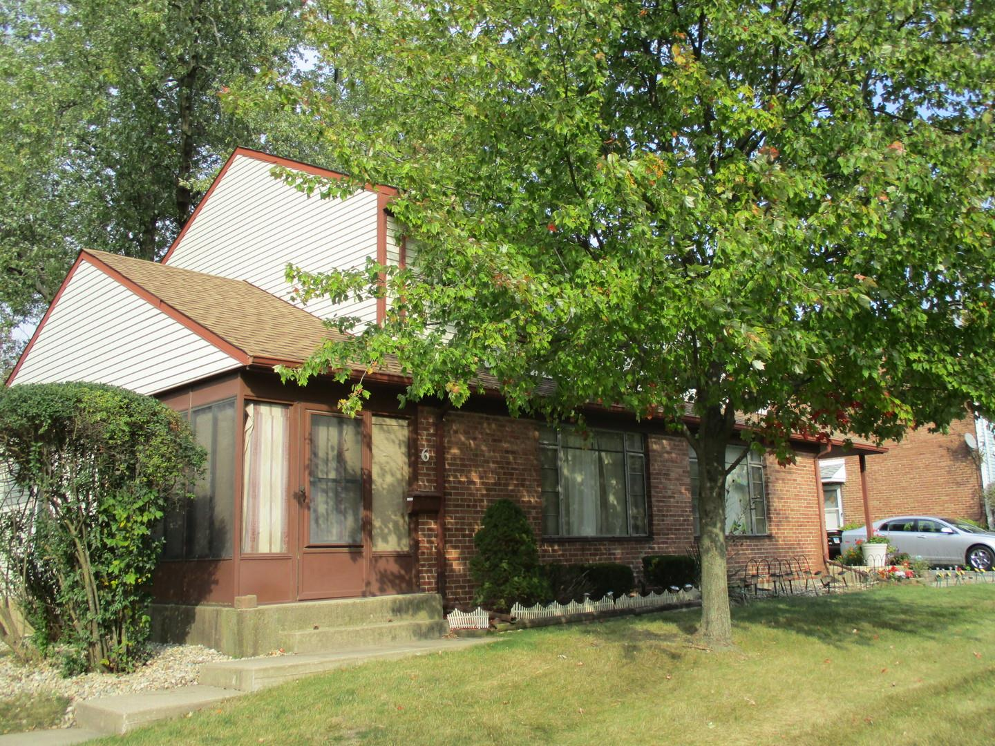 6 Cromwell Road, Park Forest, IL 60466 - #: 10898307