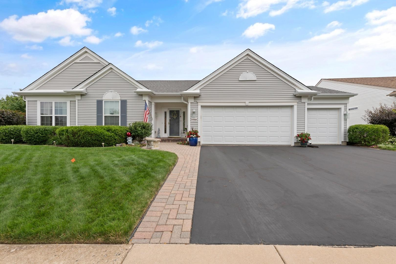 12080 Latham Trail, Huntley, IL 60142 - #: 10784308