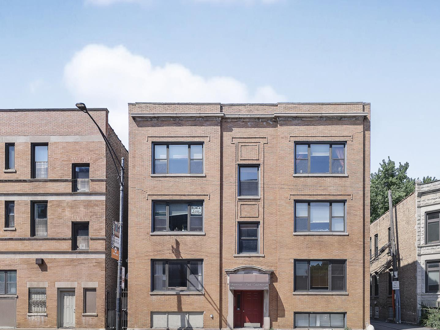 1468 W IRVING PARK Road #1W, Chicago, IL 60613 - #: 10915308
