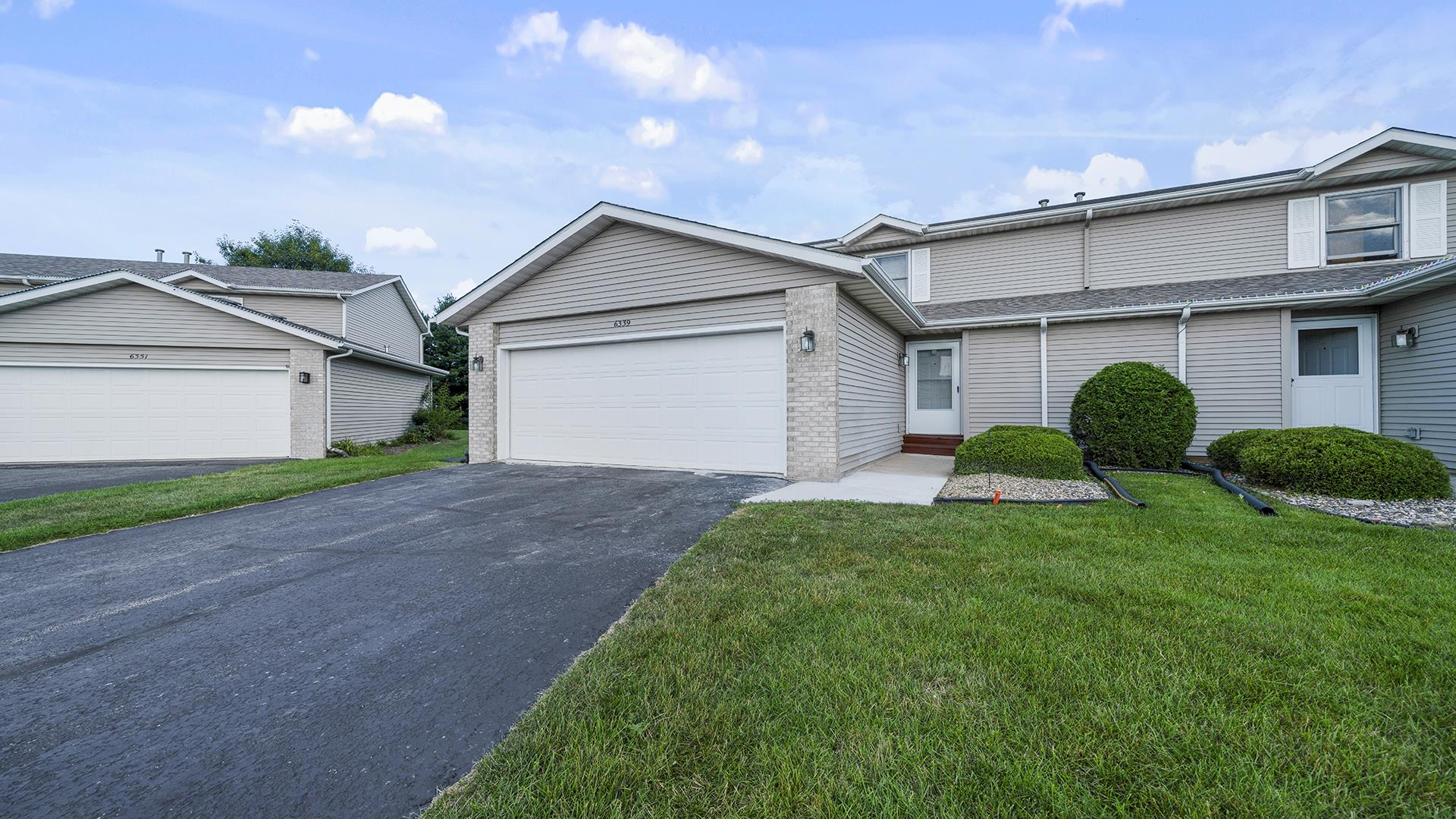 6339 Carriage Green Way #-, Rockford, IL 61108 - #: 11143308