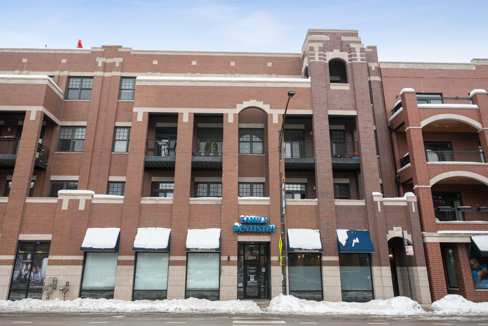 2859 N HALSTED Street #303, Chicago, IL 60657 - #: 11035309