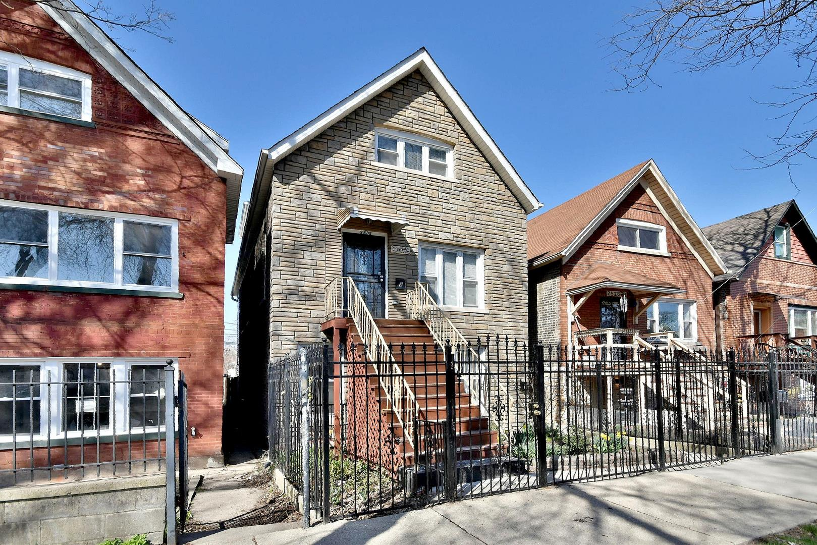 2532 W Haddon Avenue, Chicago, IL 60622 - #: 11040309