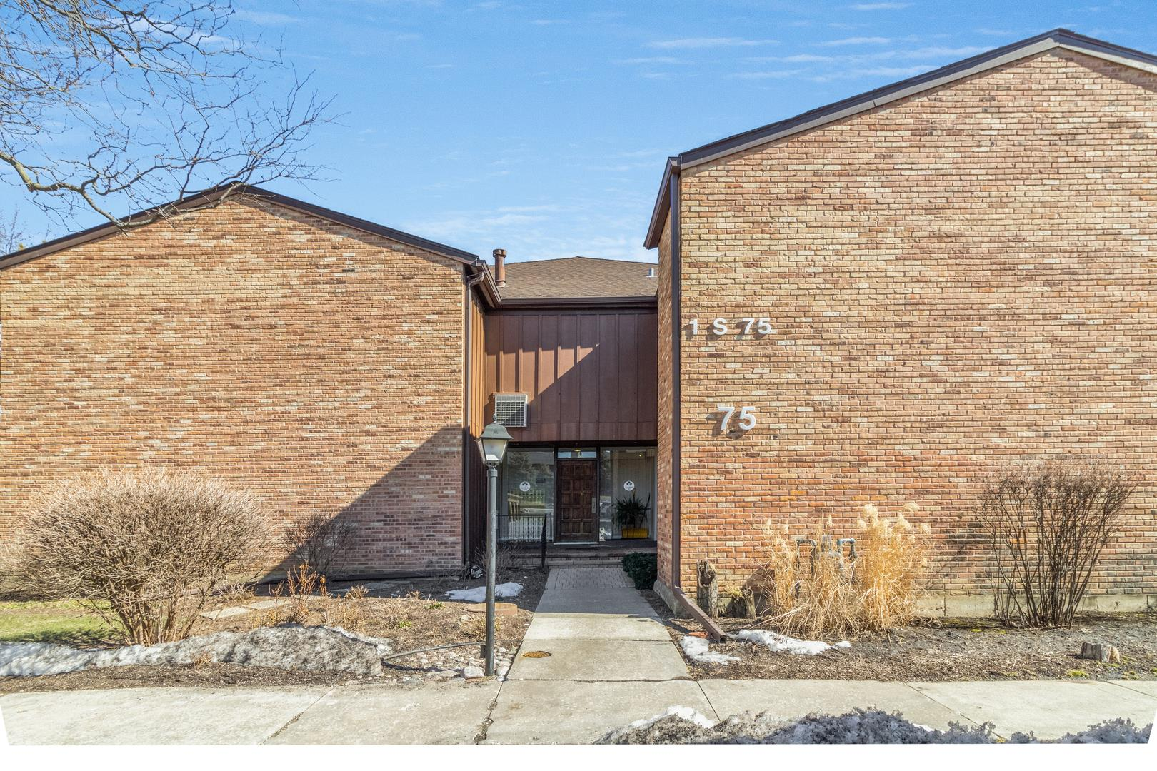 1S075 Spring Road #1C, Oakbrook Terrace, IL 60181 - #: 11045312