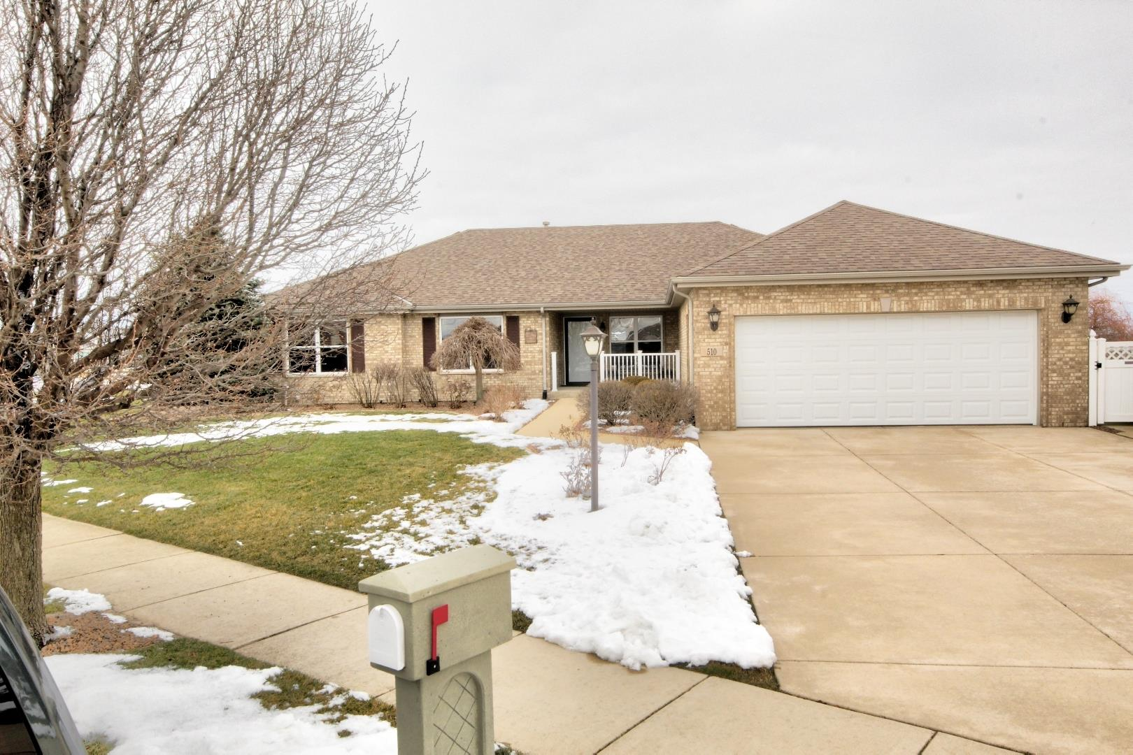 510 Peacock Place, Manteno, IL 60950 - #: 10956313