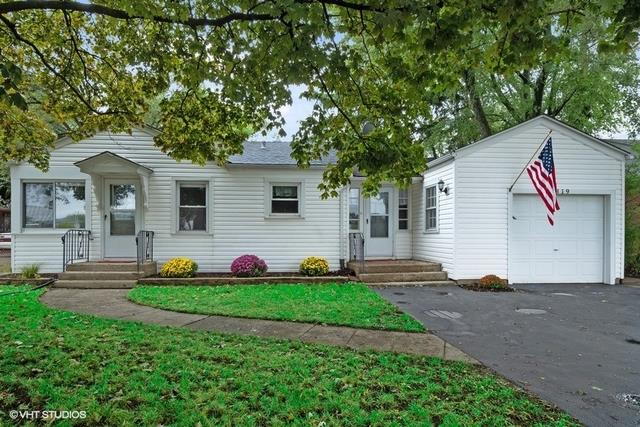 319 S Old Rand Road, Lake Zurich, IL 60047 - #: 10889314