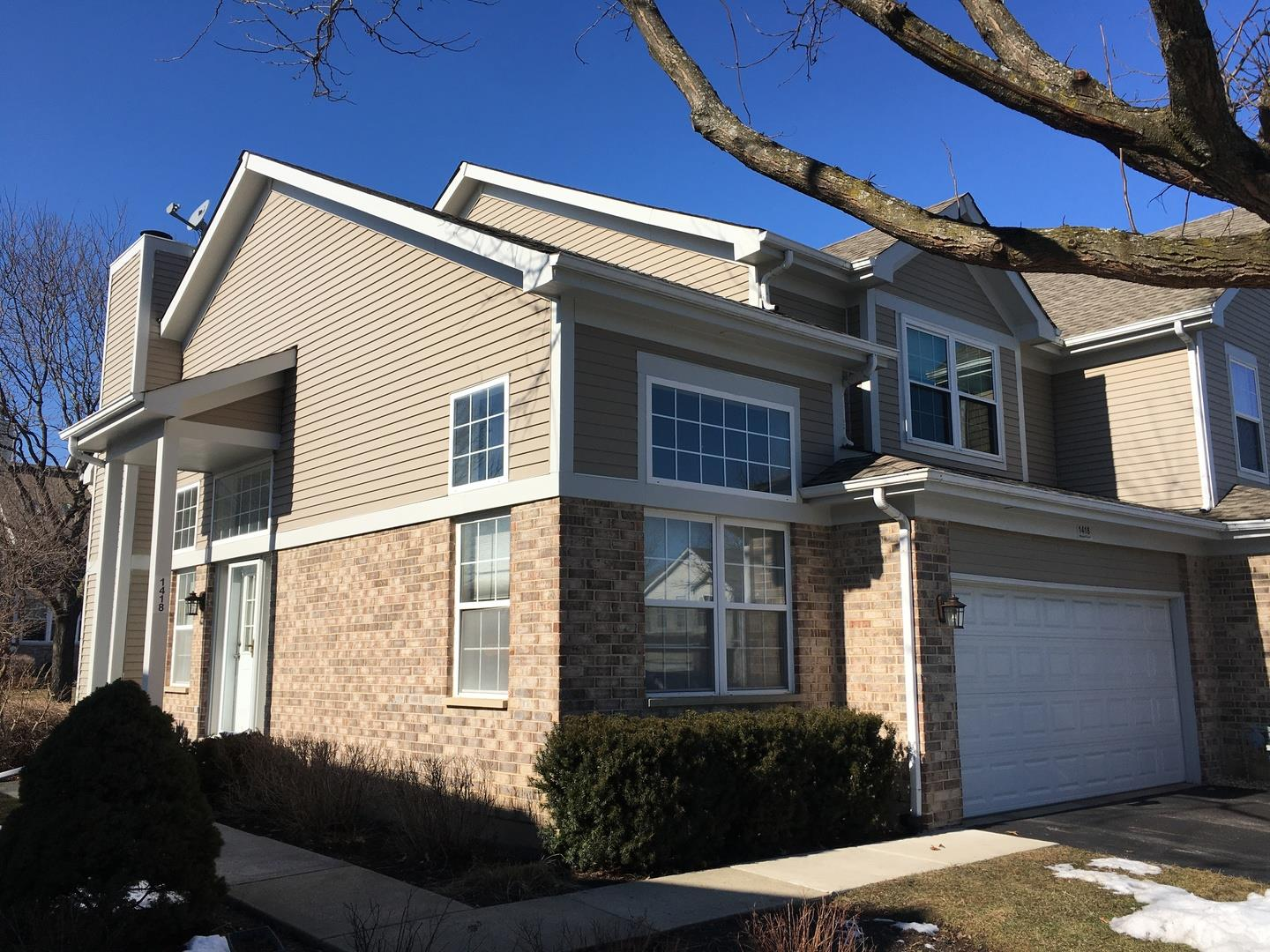 1418 Welland Court #1369-1, Roselle, IL 60172 - #: 10678315