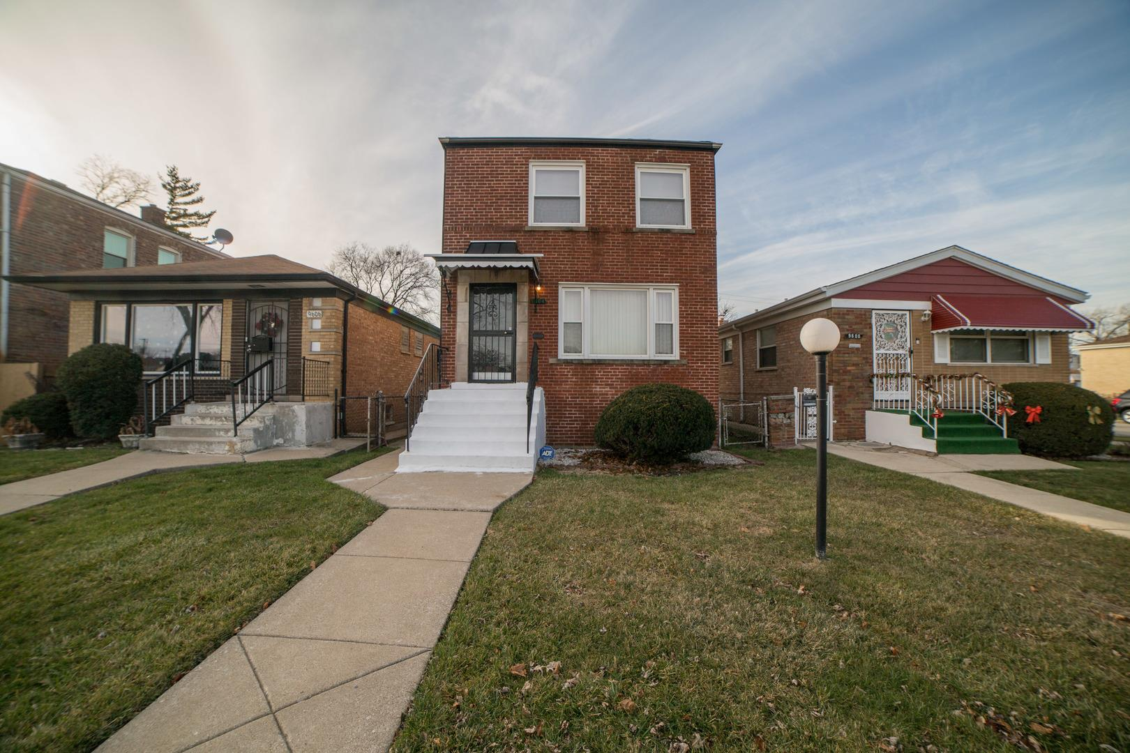 9604 S Princeton Avenue, Chicago, IL 60628 - #: 10957316