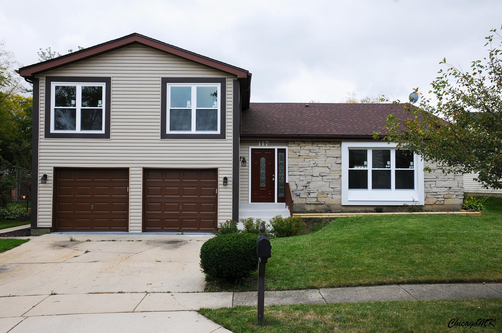 117 HARDING Court, Glendale Heights, IL 60139 - #: 10890317