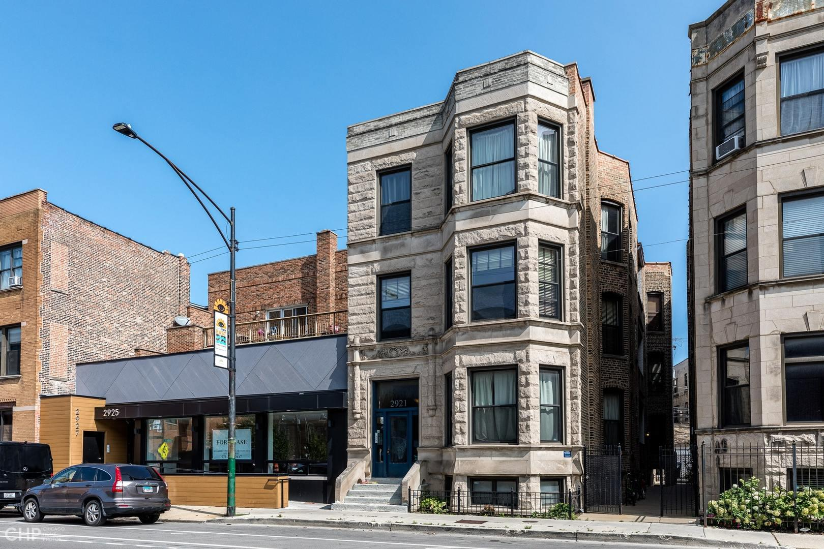 2921 N HALSTED Street #2R, Chicago, IL 60657 - #: 10971317